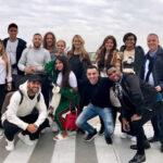 """Estrellas futbolísticas arriban para la """"boda del año"""": Messi-Antonela"""