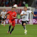 Copa Confederaciones: Chile tras empate con Alemania necesita ganar a Australia