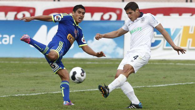 El blooper de Viana que costó la derrota — Sporting Cristal