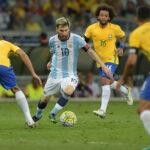 Argentina vs Brasil: Día, hora y canal en vivo del debut de Sampaoli
