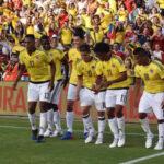 Colombia goleó con autoridad 4-0 a los 'Leones Indomables' en Getafe