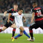 Copa Confederaciones: Chile enfrenta a Alemania actual campeón del mundo