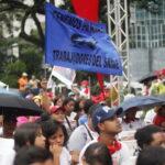 """Chavistas marchan contra opositores que planean """"rebelión democrática"""""""