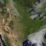 La depresión Cindy continúa arrojando intensas lluvias en valle del Misisipi