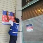 San Juan de Lurigancho: Municipio clausura supermercados Tottus y Plaza Vea