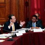 Este lunes se reúnen comisiones que ven casos del contralor y Lava Jato