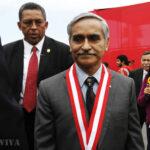 Humala y Nadine: Presidente del Poder Judicial dice que fallo debe ser acatado