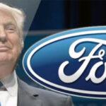 Trump se apresuró en festejar: Ford Focus se fabricará en China