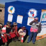 Plan Antes Perú: Gobierno lleva ayuda humanitaria ante fuertes heladas