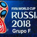 Mundial Rusia 2018/Zona Europea: Resultados y clasificación del Grupo F