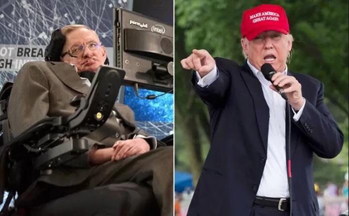 Hawking insiste en evacuar la Tierra en los próximos 30 años