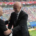 Copa Confederaciones: Infantino y Putin dan la bienvenida inaugural