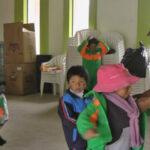 Junín: Entregan kits de abrigo a 400 pobladores del distrito de Ondores
