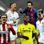 Liga Santander 2017: Los diez jugadores más eficaces del año