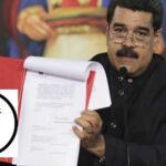 Venezuela: Maduro asegura que Twitter desactivó miles de cuentas de chavistas