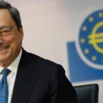 El BCE prevé crecimiento del 1.9% este año con una inflación del 1.5%