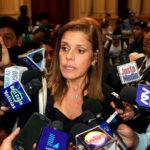 Mercedes Aráoz: La vacancia presidencial es una hipótesis con la que no se debe jugar