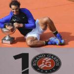 Roland Garros: Rafael Nadal gana por décima vez torneo de París