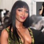 Naomi Campbell y Conchita Wurst a ritmo de swing en lucha contra el sida