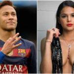 Neymar anuncia el fin de su noviazgo con la actriz Bruna Marquezine