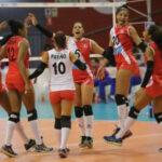 Perú lidera el Grupo B de la Copa Panamericana de vóley