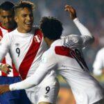 Perú gana a Paraguay 1-0 en Trujillo con gol de Paolo Guerrero