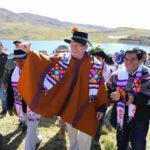 Día del Campesino: Presidente se compromete proteger el agua para impulsar el agro