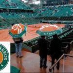 Roland Garros: Lluvia volvió a afectar torneo y escenario tendrá techo el 2020