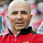 Selección argentina: Jorge Sampaoli presentado como nuevo DT de la albiceleste