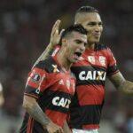 Youtube: Mira el golazo de Miguel Trauco que dio el empate a Flamengo