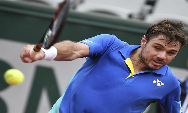 Del Potro regresó al Roland Garros con victoria sobre Pella