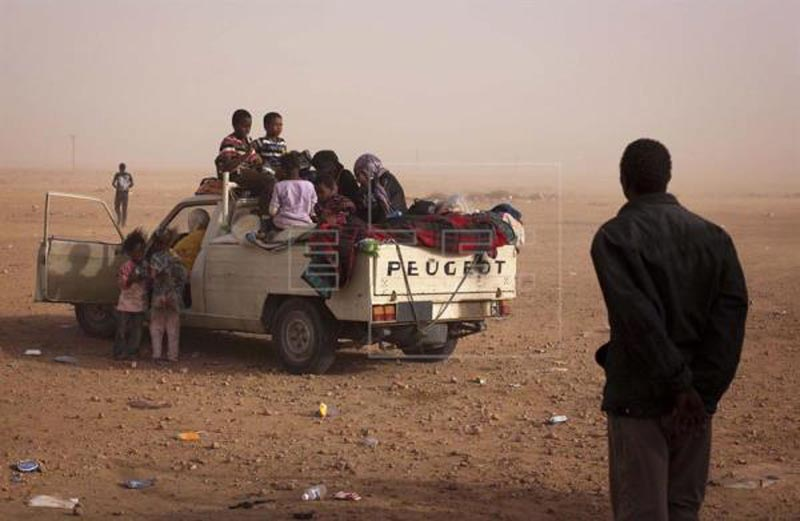 Mueren 44 migrantes en Níger, entre ellos varios bebés
