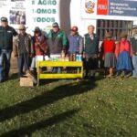 Agro Rural: 248,000 Familias altoandinas obtienen nuevas fuentes de ingresos