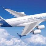 Francia: Airbus presentó el avión de pasajeros más grande del mundo (VIDEO)