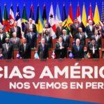Cumbre de las Américas 2018 en Perú abordará la democracia y corrupción