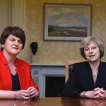 El DUP apoya a May a cambio de inversión en Irlanda del Norte