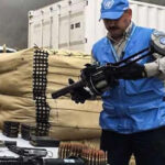 Colombia: Las FARC entregan el segundo 30 por ciento de sus armas (VIDEO)