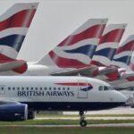 Cientos de pasajeros de aeropuerto londinense vuelan sin sus equipajes
