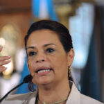 Guatemala: Expresidenta Baldetti afrontaría cadena perpetua en EEUU