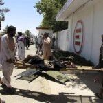 Al menos 34 muertos en atentado suicida contra sucursal bancaria afgana