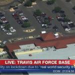 EEUU: Cierran temporalmente la base aérea Travis por falsa alarma de tirador