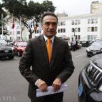 Congreso: Comisión de Ética abre indagación a Héctor Becerril