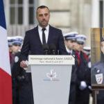 Francia: Celebran boda póstuma de policía muerto en atentado y su novio (VIDEO)