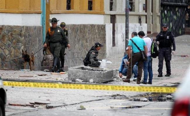 PPK condena el atentado en Bogotá que dejó 3 muertos