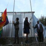 Bolivia: La ONU iza la bandera del Orgullo LGBTI en La Paz