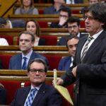 Presidente de Cataluña anunciará hoy fecha de consulta independentista