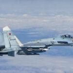Caza ruso intercepta un bombardero estadounidense en el mar Báltico