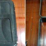 China: Arrestan mujer que llevaba a Shanghai dos maletas hechas de cocaína