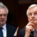"""UE y Reino Unido confirman que empiezan a negociar el """"brexit"""" el día 19"""