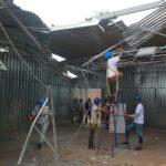 Mesa Redonda: Desmontan almacenes clandestinos en azotea de edificio multifamiliar